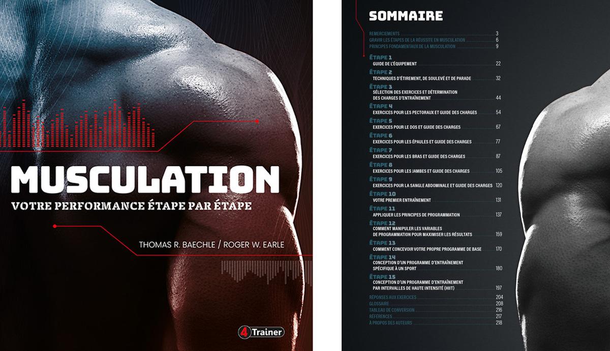MUSCULATION - Votre Performance Étape par Étape