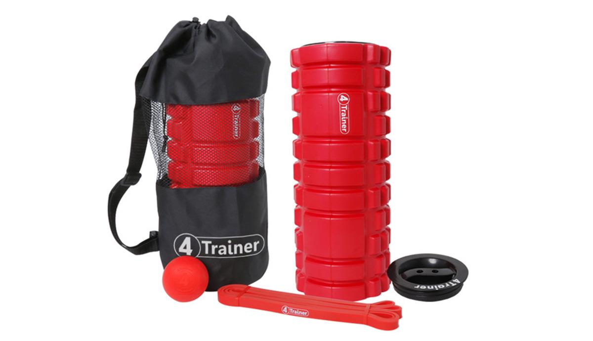 KIT MOBILITÉ - Pack d'accessoires entraînement pour améliorer la souplesse et l'équilibre musculaire
