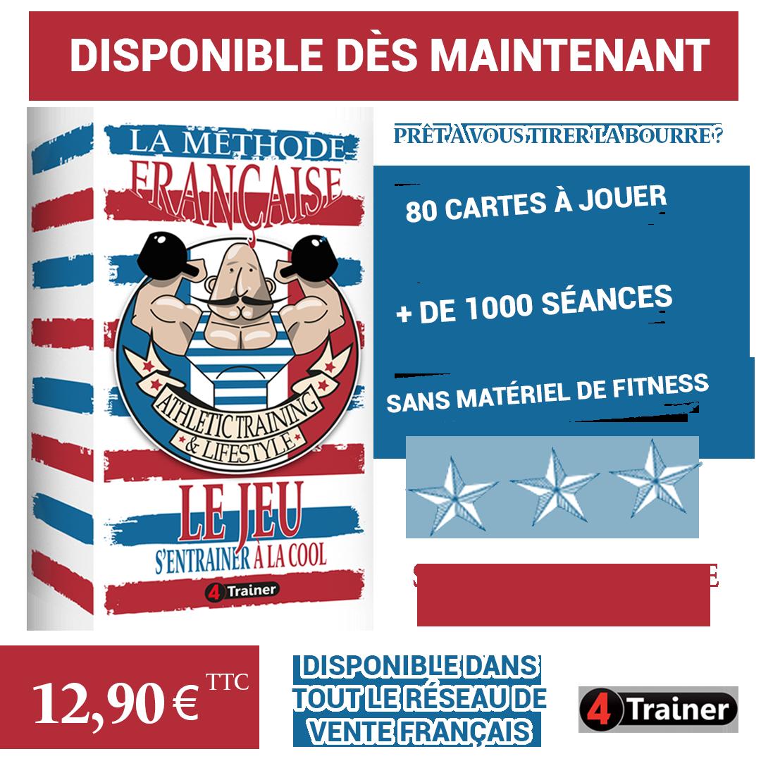 JEU DE CARTES - La Méthode Française